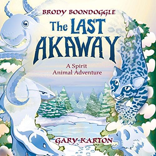The Last Akaway audiobook cover art