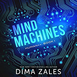 Mind Machines audiobook cover art