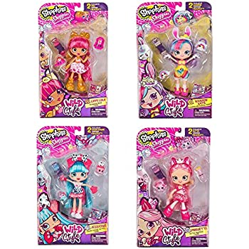 Shopkins Wild Style Season 9 Shoppies Lippy L | Shopkin.Toys - Image 1