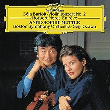 Bartók: Violin Concerto No.2, Sz 112 / Moret: En rêve