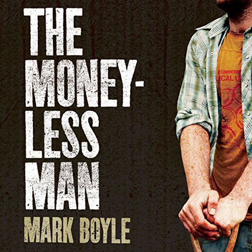The Moneyless Man audiobook cover art