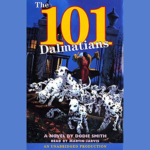 The 101 Dalmatians cover art