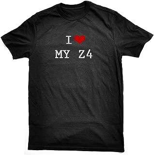 Bertie I Love My Z4 T-Shirt, Black