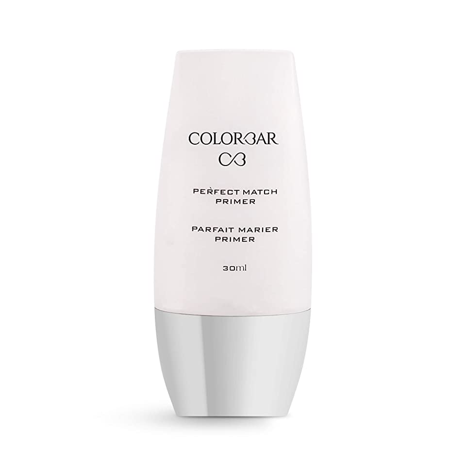 彫刻家デマンド町Colorbar New Perfect Match Primer, 30ml