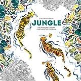 Jungle - Une aventure exotique & un carnet de coloriage