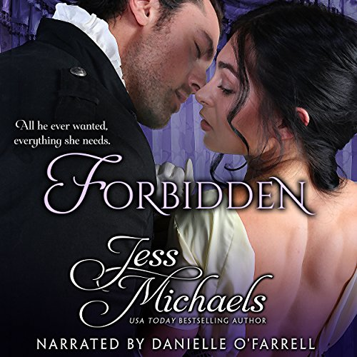 Forbidden audiobook cover art