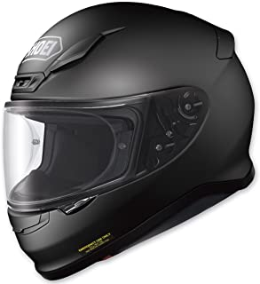Shoei Men's Rf-1200 Full Face Motorcycle Helmet (Medium, Matte Black)
