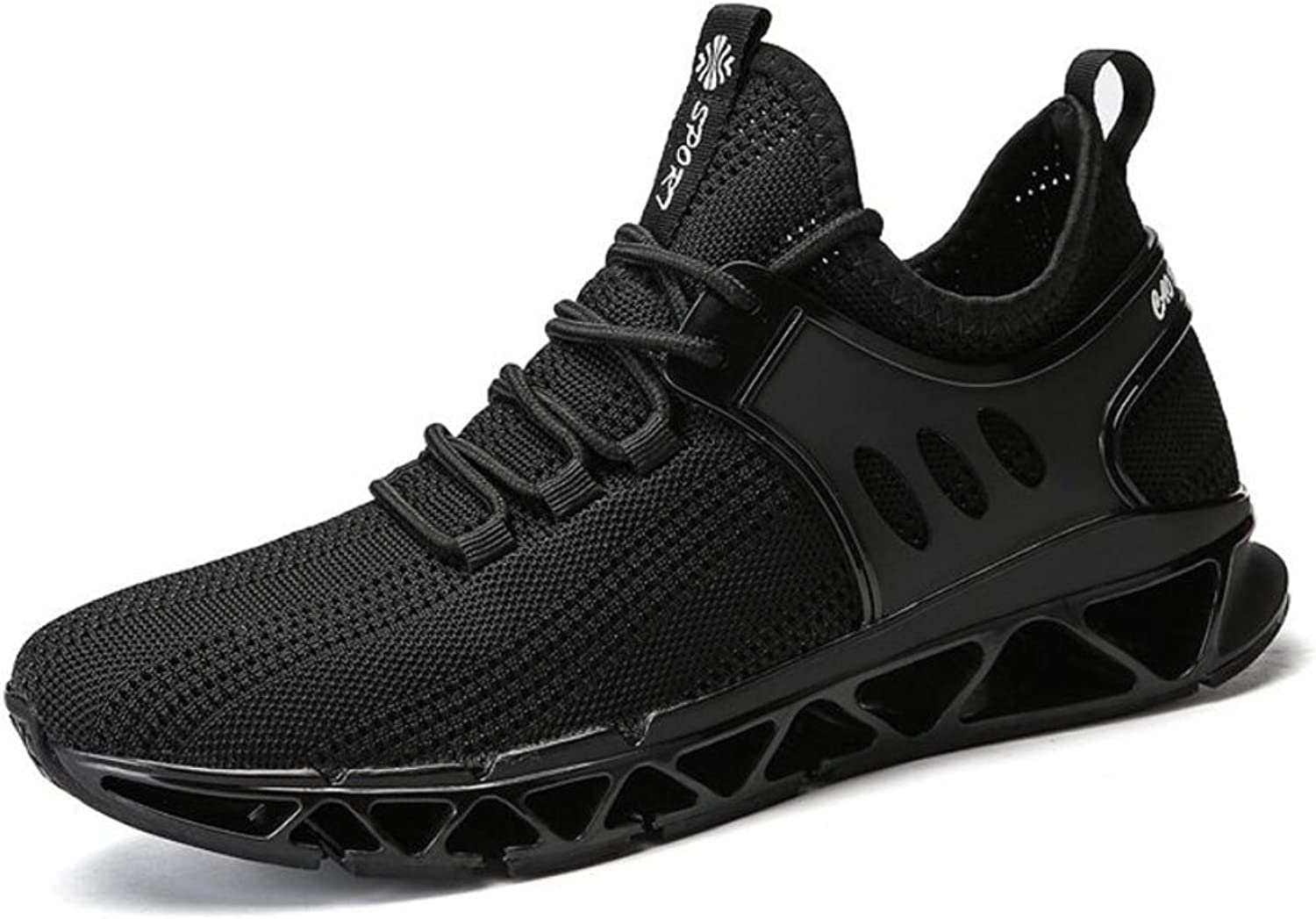 Men's Athletic shoes,Knit,Spring Fall,Breathable Low-Top Sneakers,Non-Slip Travel,Hiking shoes,Light Soles,Comfort Running shoes,Lightweight Walking shoes, Climbing shoes,Office,EVA