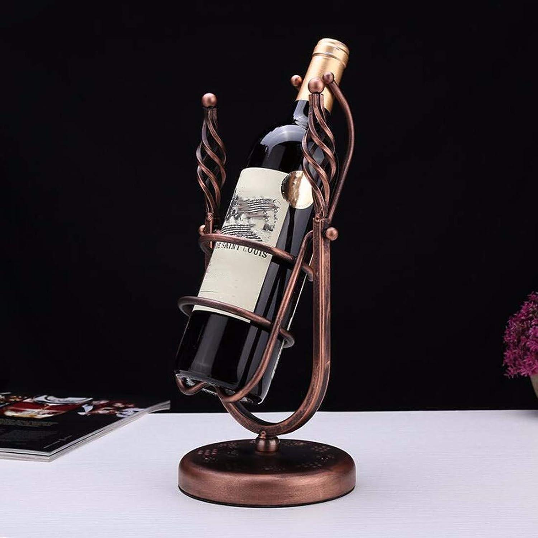 JRFBA-Estante del vino rojo Wine Rack, rojo Wine Rack, Display Rack, Wine Rack, Wine Rack, Rack De Casa Vino Europeo.