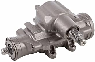 Power Steering Gear Box Gearbox For Jeep CJ & Jeepster Commando 1972 1973 1974 1975 1976 1977 1978 1979 w/Factory Power - BuyAutoParts 82-00014R Remanufactured