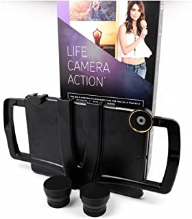 iOgrapher Filmmaking Kit for iPad Air 1 and 2 - Telephoto Lens and Wide Angle Lens
