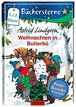 Weihnachten in Bullerbü: Mit 16 Seiten Leserätseln und -spielen