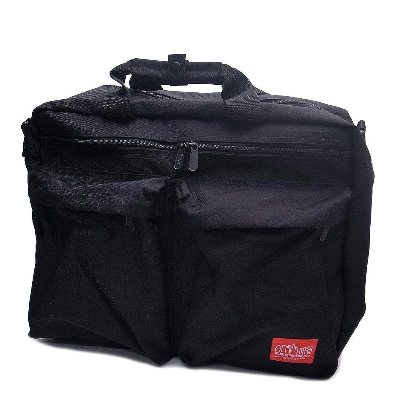 辞書証明オークション[マンハッタンポーテージ] 1446 ZH リュック ショルダーバッグ 3WAYトライベッカ ビジネスバッグ Tribeca bag ブラック [並行輸入品]