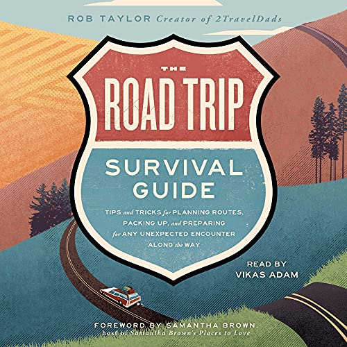 The Road Trip Survival Guide cover art