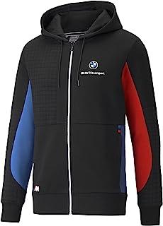 PUMA Men's Standard BMW MMS Full-Zip Hoodie