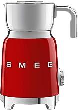 SMEG MFF01RDEU   Melkopschuimers Jaren '50   Kleur : rood