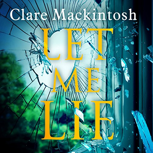 Let Me Lie audiobook cover art