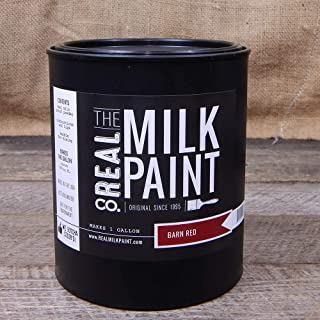 Real Milk Paint - Barn Red (Sample, pt, qt, gal) (Gallon)