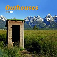 Turner Outhouses 2016 壁カレンダー (8940040)