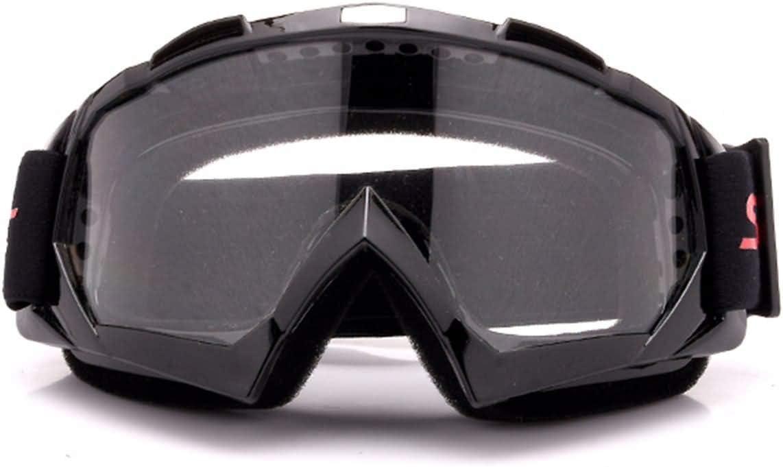 Blisfille Gafas de Golf Gafas Proteccion Graduables,Negro Rojo