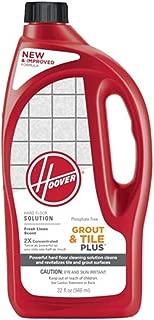 Hoover Cleaner, Floormate Tile Grout Floor 32 oz.2X Fresh