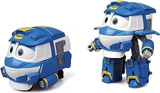 Rocco Giocattoli 80191 - Robot de trenes (13 cm, 3 años) , color/modelo surtido