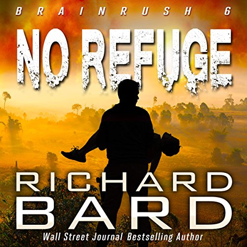 No Refuge audiobook cover art