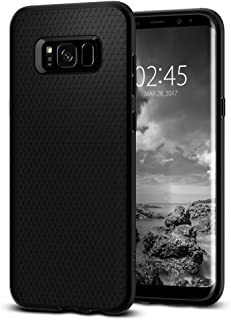 Spigen Liquid Air Armor Designed for Samsung Galaxy S8 Plus Case (2017) - Black