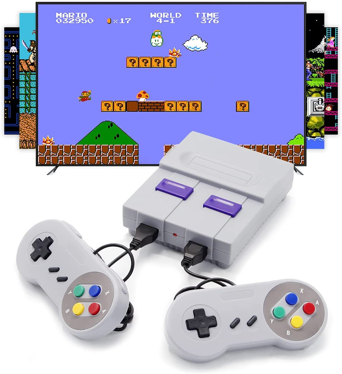Mini Free shipping New Retro Game Over item handling Console HDMI HD Built-in Classic 821 Video NES