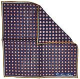 Brooks Brothers Herren pocket square logo Krawatten- & Fliegen-Set, Blu (Navy 411), Einheitsgröße