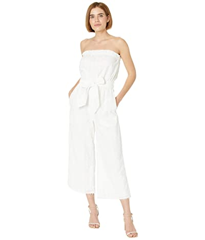 LOST + WANDER Middle of Nowhere Jumpsuit (White) Women