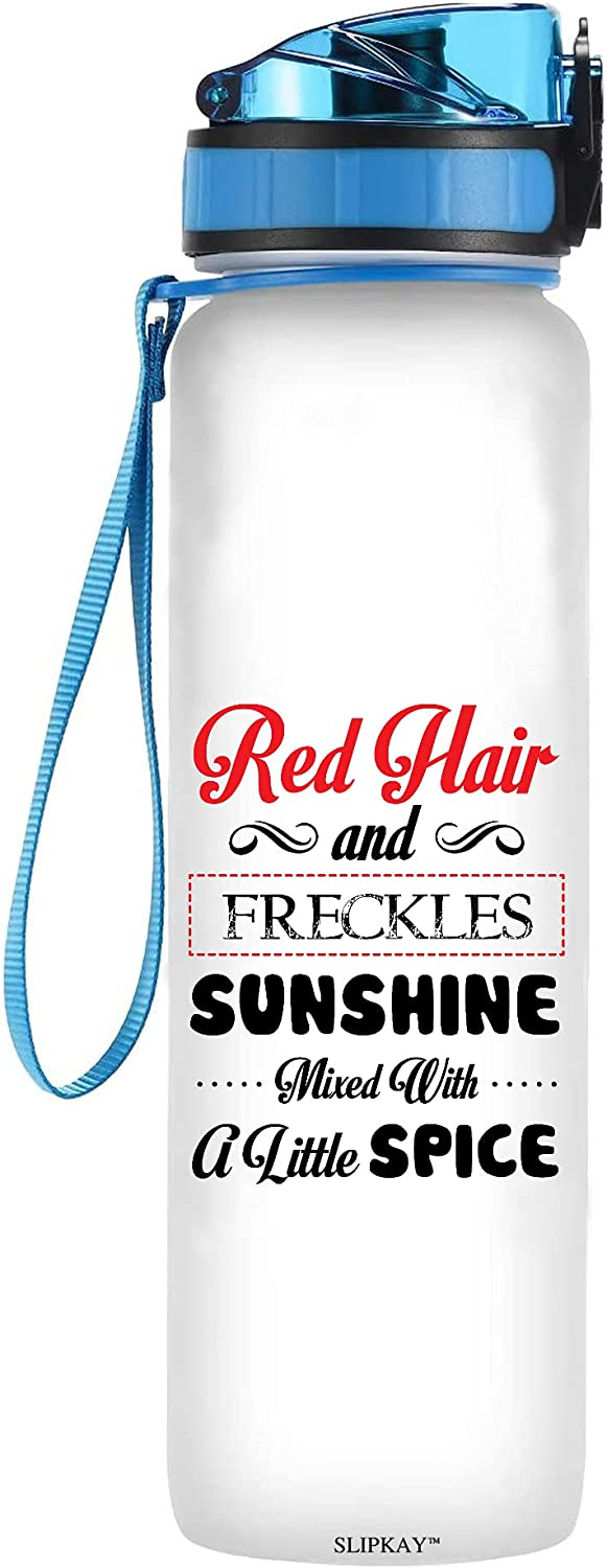 Red Hair And Freckles Sunshine Mixed Excellent Spice A Water T Little With Spasm price