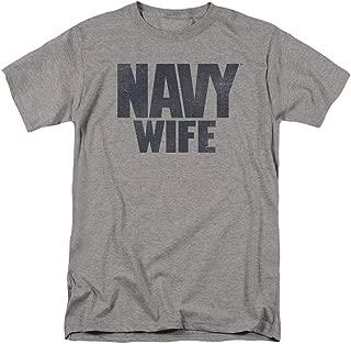 U.S. Navy Wife T Shirt & Stickers