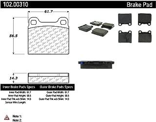 Centric Parts 117.63018 Brake Disc Hardware