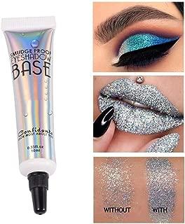 Angmile Eye Primer Eyeshadow Base Waterproof Long Lasting for Any Shadow Makeup Setting Cream