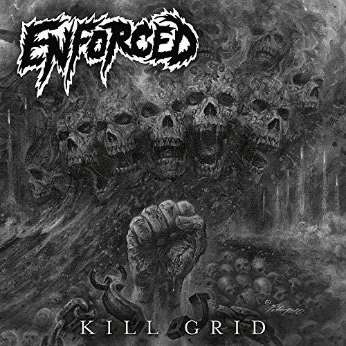 Kill Grid [Disco de Vinil]