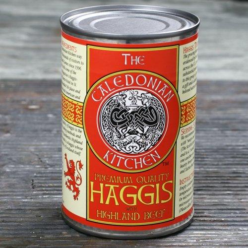 Highland Beef Haggis (14.5 ounce)