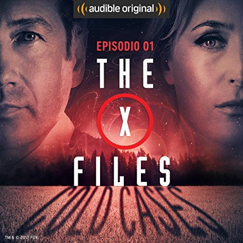 X-Files: Cold Cases 1 audiobook cover art