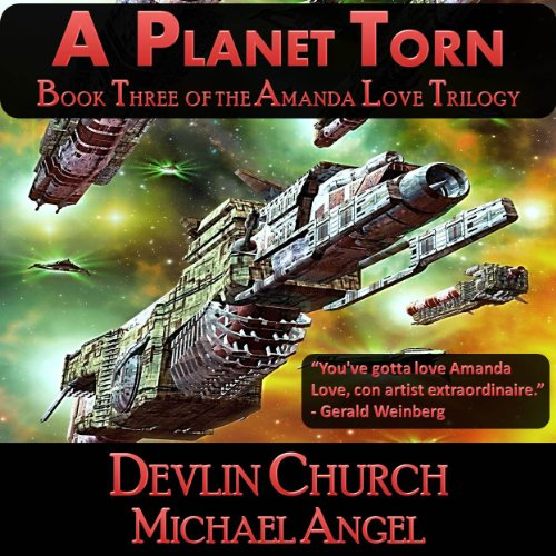 A Planet Torn audiobook cover art