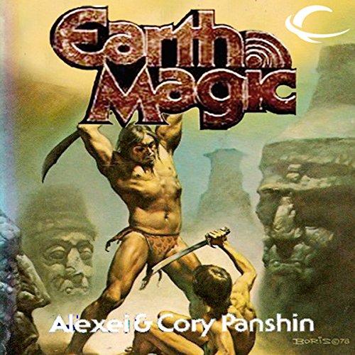 Earth Magic audiobook cover art