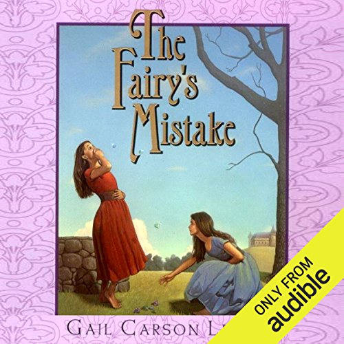 The Fairy's Mistake audiobook cover art