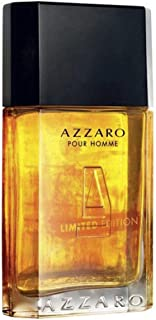 Limited Edition 2015 by Azzaro for Men - Eau de Toilette, 100ml