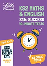 KS2 Maths and English SATs Age 10-11: 10-Minute Tests: For the 2020 Tests