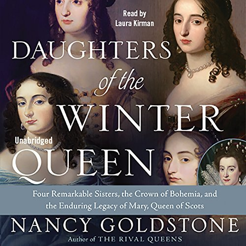 Couverture de Daughters of the Winter Queen