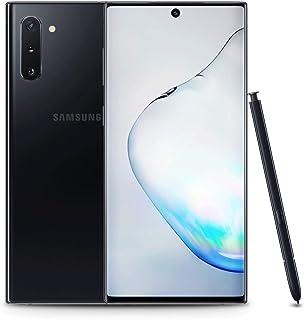 Samsung Note 10 Verizon Aura Black 256GB (Renewed)