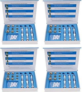 Colcolo 4 sets diamantpunten + microdermabrasie dermabrasie kits