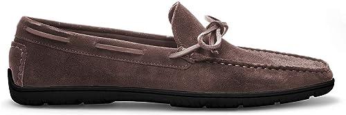 Sebago Men& 039;s Schoodic Suede Loafers
