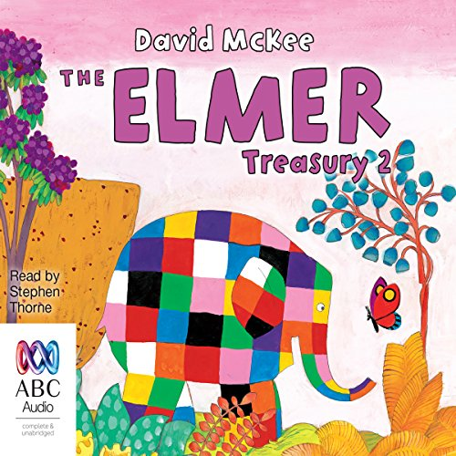 The Elmer Treasury: Volume 2 cover art