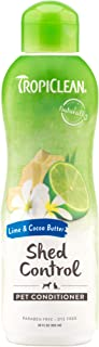tropiclean deshedding shampoo