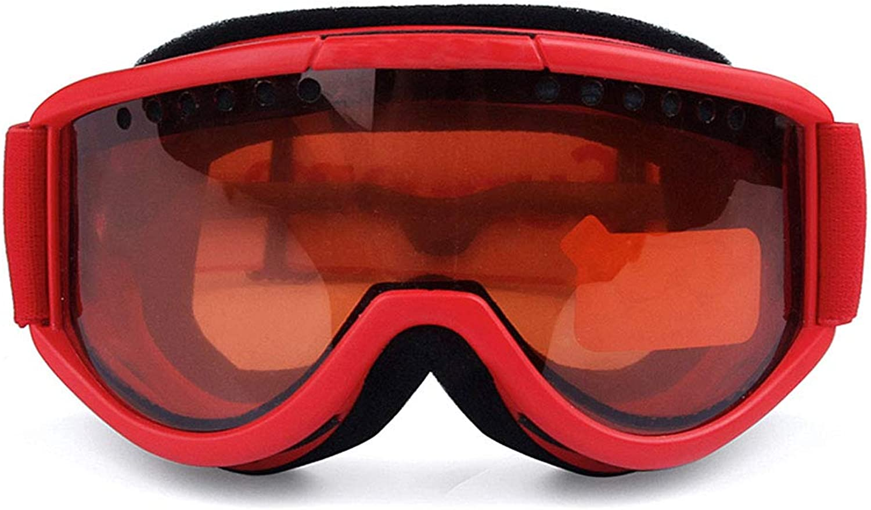 Ski Goggles  Over Glasses Ski Snowboard Goggles for Men, Women & Youth  100% UV Predection Polycarbonate